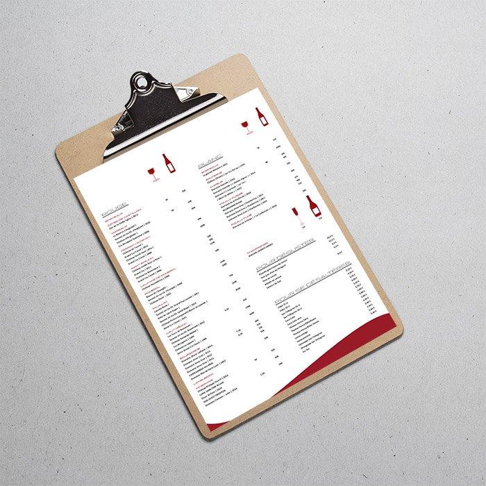 divin menu