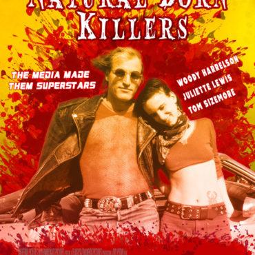 Poster natural born killers