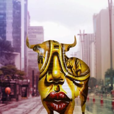 Photo collage São Paulo Brazil