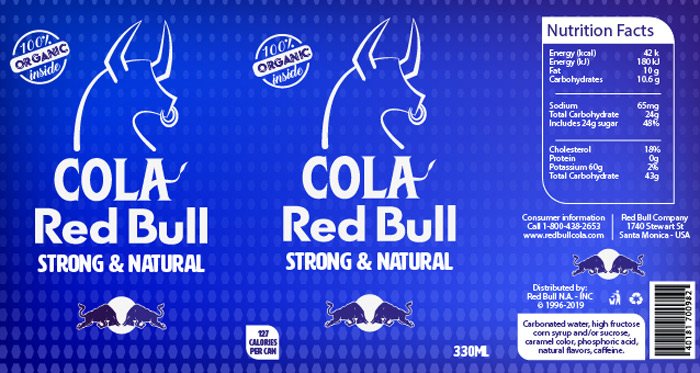 Red Bull Cola 9