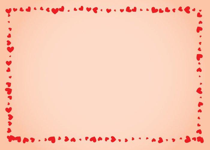 Love Card Heart
