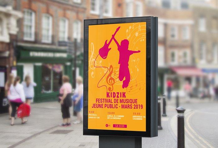 Kidzik, le festival musical des petites oreilles