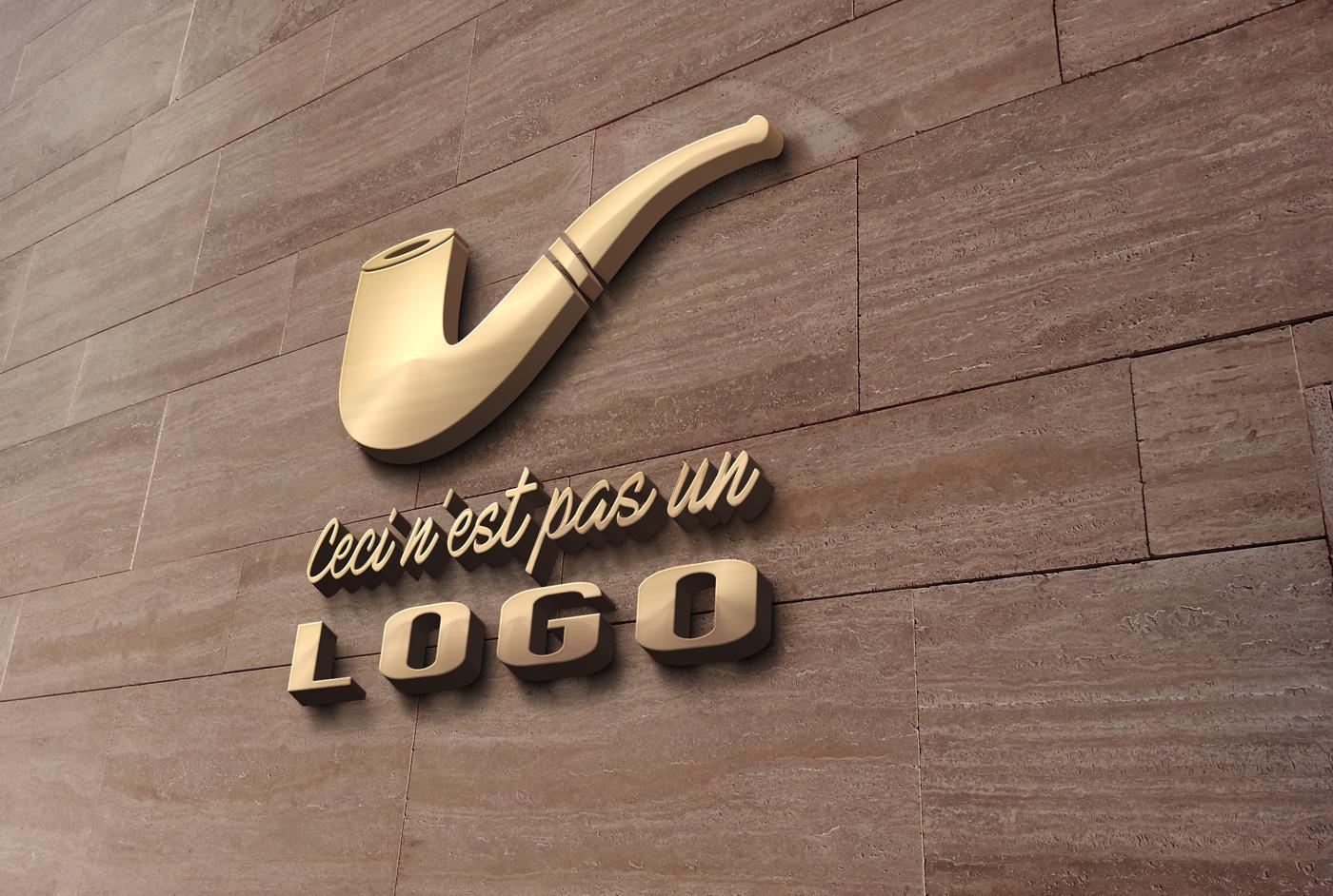 Ceci n'est pas un logo