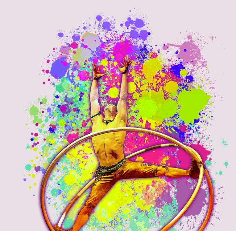 Alegría is a Cirque du Soleil touring